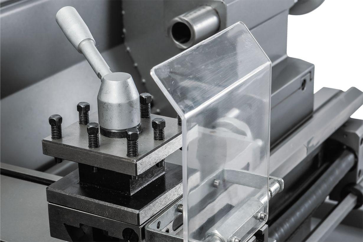 JET BD-12G Настільний токарний верстат по металу фото 12