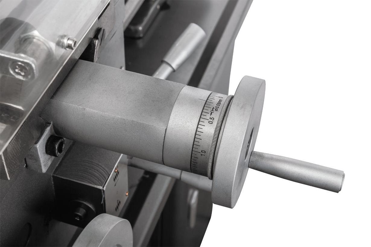 JET BD-12G Настільний токарний верстат по металу фото 3