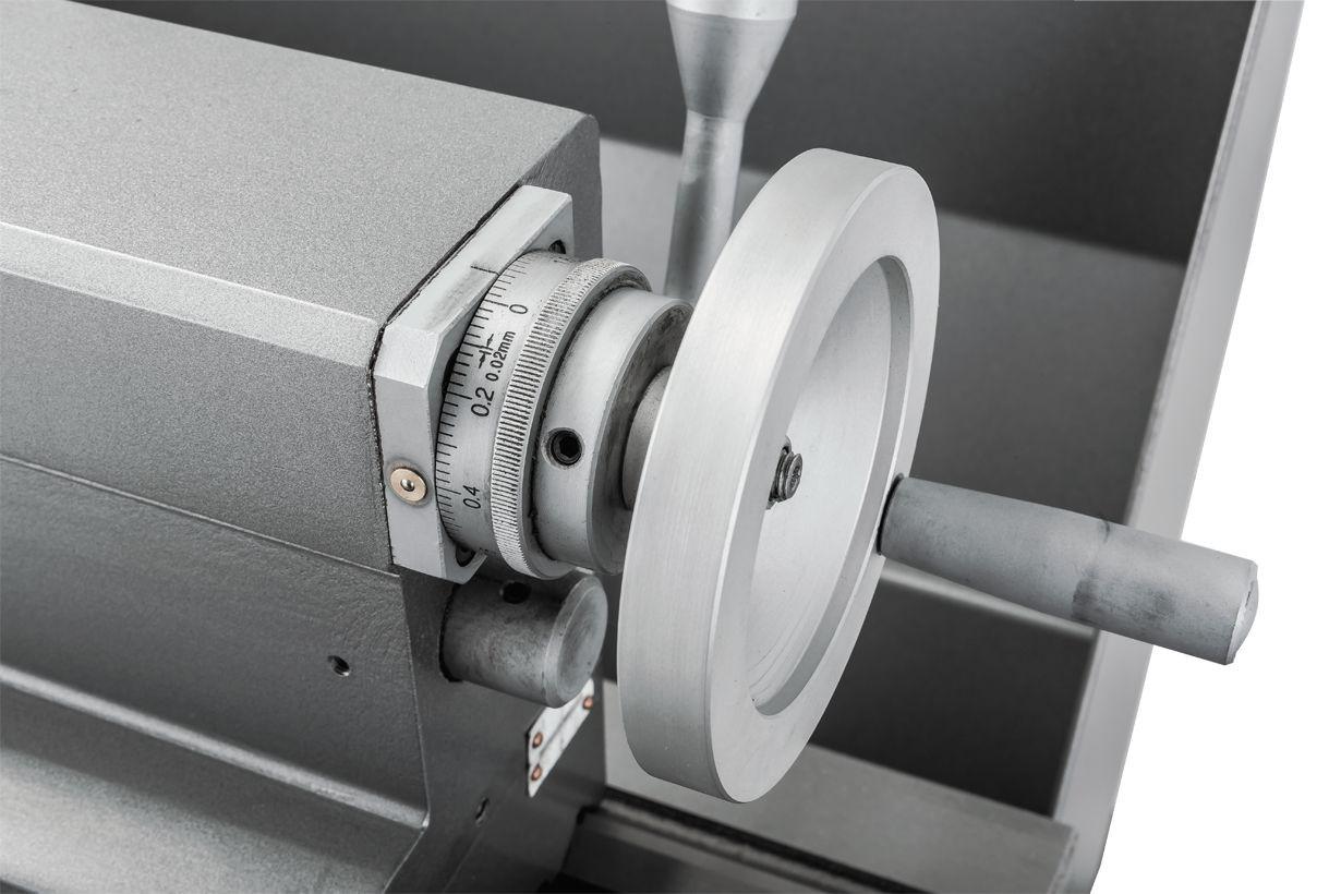 JET BD-12G Настільний токарний верстат по металу фото 17