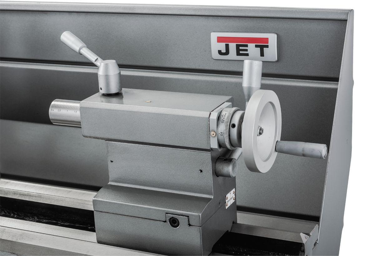 JET BD-12G Настільний токарний верстат по металу фото 9
