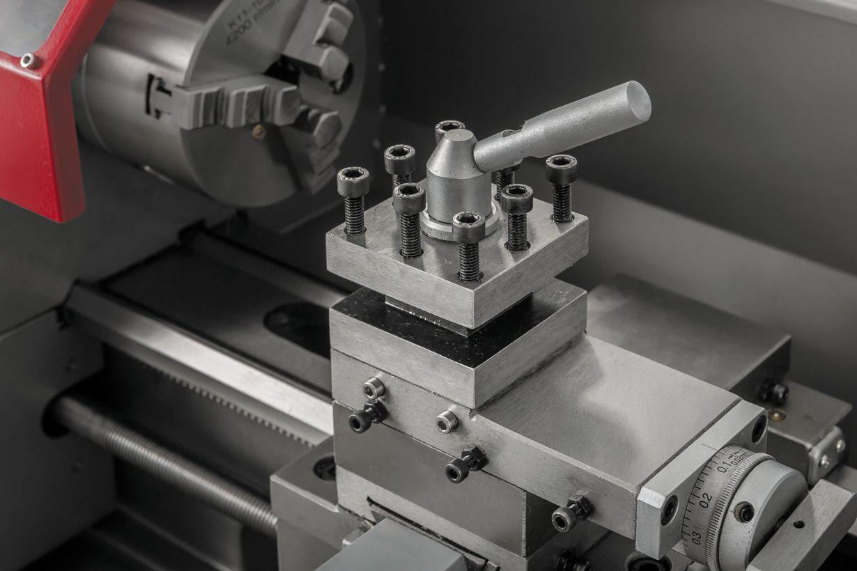 JET BD-8VS Настільний токарний верстат по металу фото 10