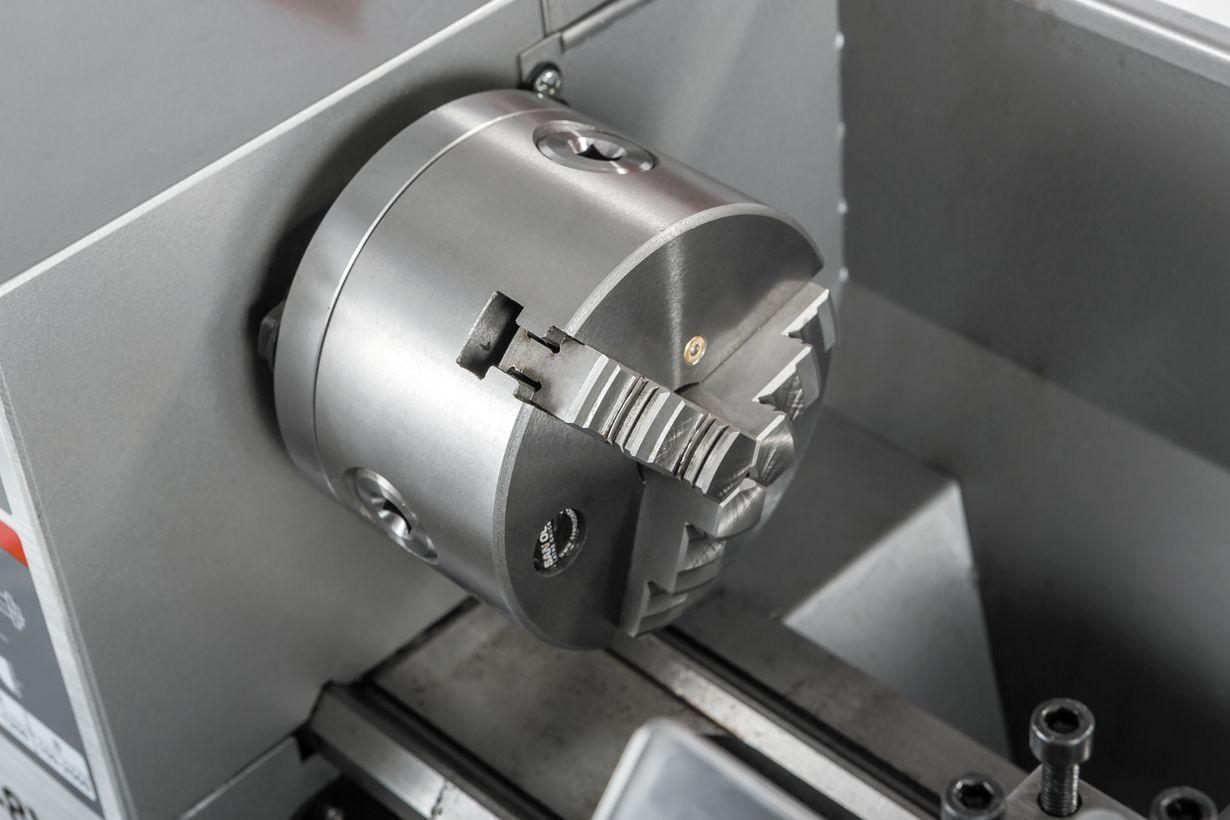 JET BD-8VS Настільний токарний верстат по металу фото 7