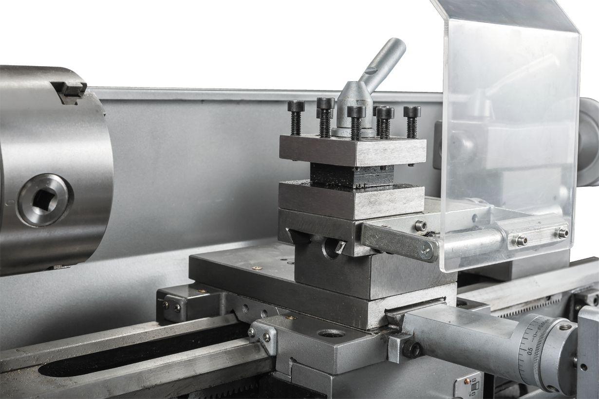 JET BD-8VS Настільний токарний верстат по металу фото 11