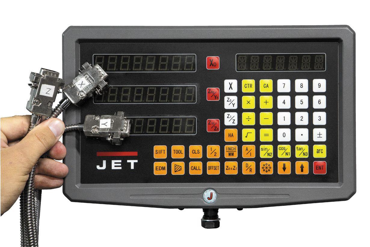 GH-1640ZX DRO Токарно-гвинторізний верстат серії ZX фото 4