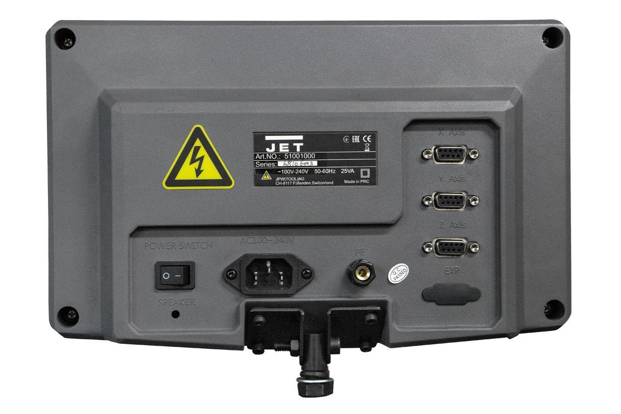 GH-1640ZX DRO Токарно-гвинторізний верстат серії ZX фото 14