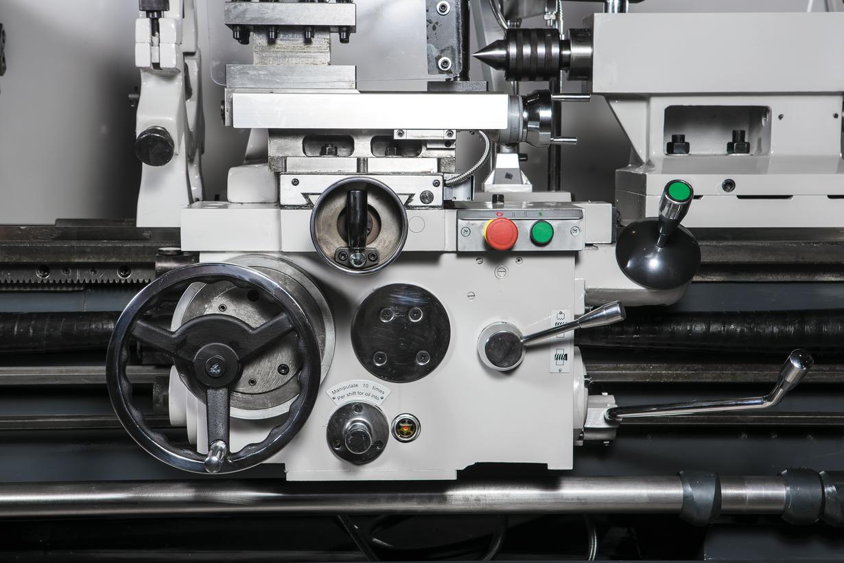 GH-2060ZH DRO Токарно-гвинторізний верстат серії ZH Ø500 мм фото 4