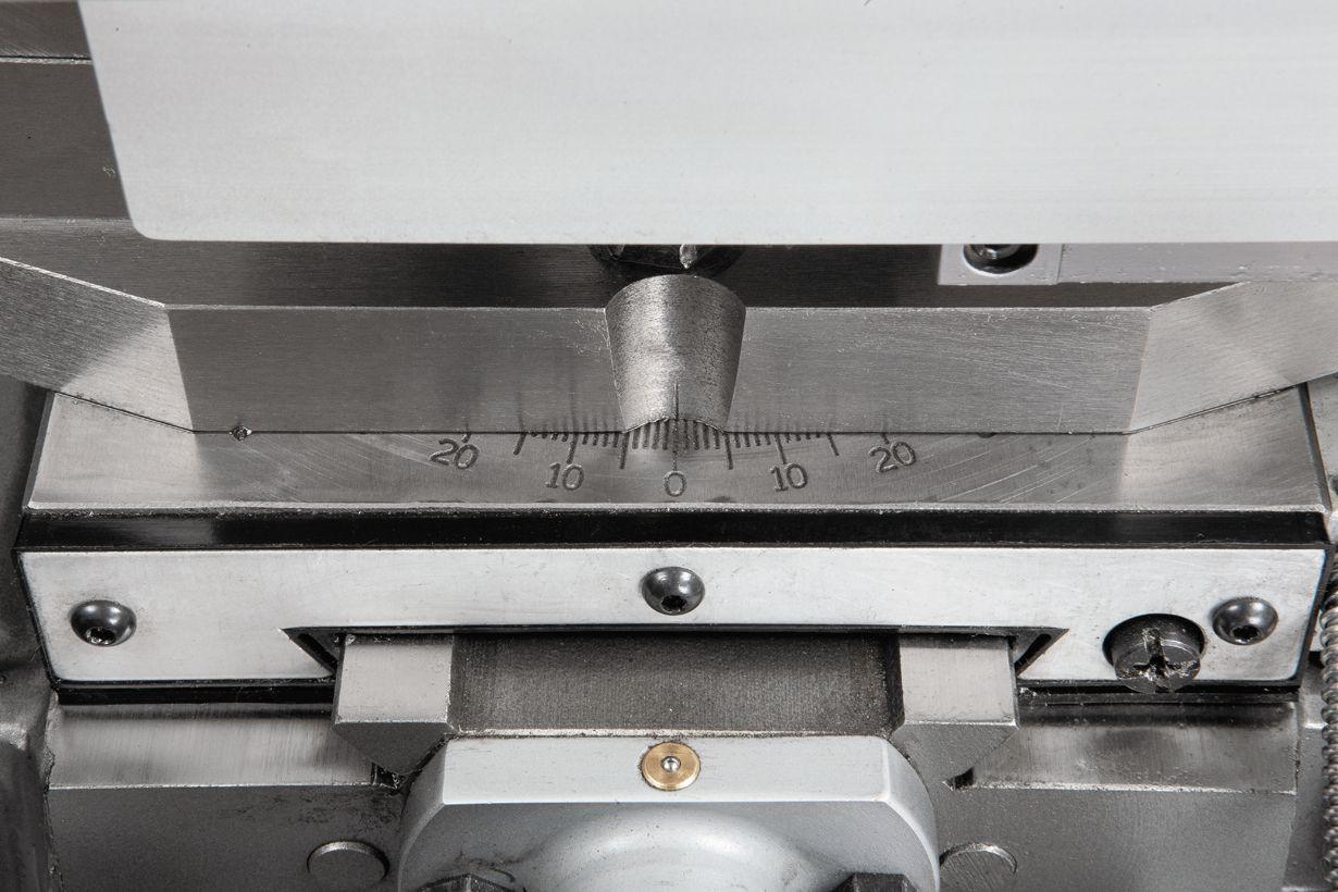 GH-1640ZX DRO Токарно-гвинторізний верстат серії ZX фото 5