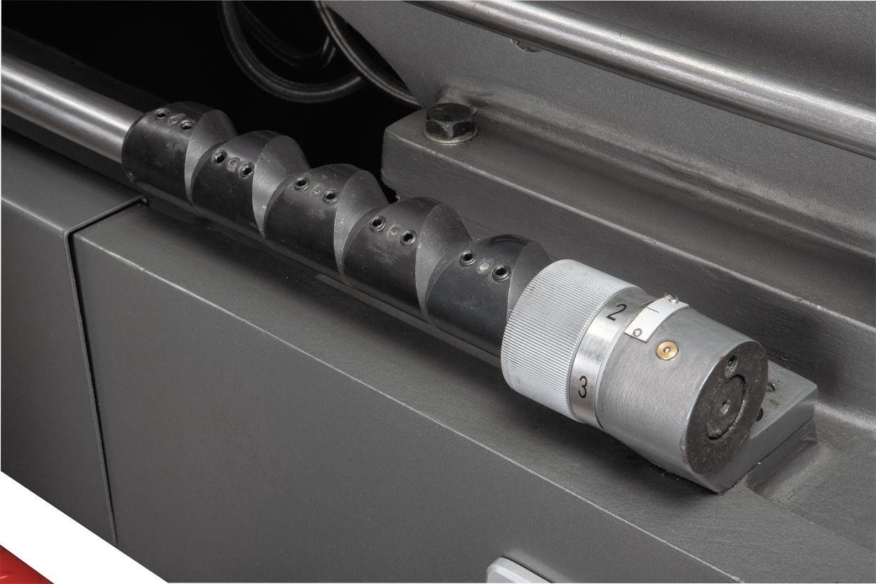 GH-1640ZX DRO Токарно-гвинторізний верстат серії ZX фото 3