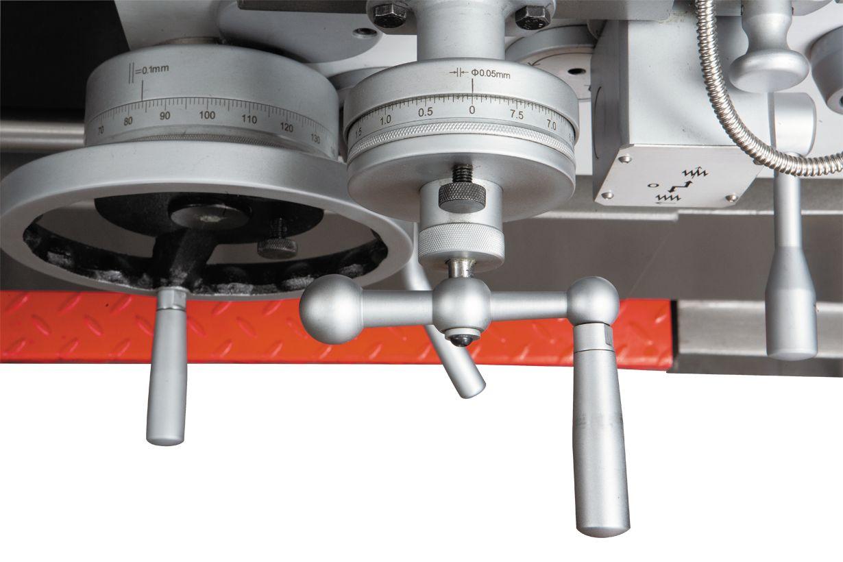 GH-1640ZX DRO Токарно-гвинторізний верстат серії ZX фото 7
