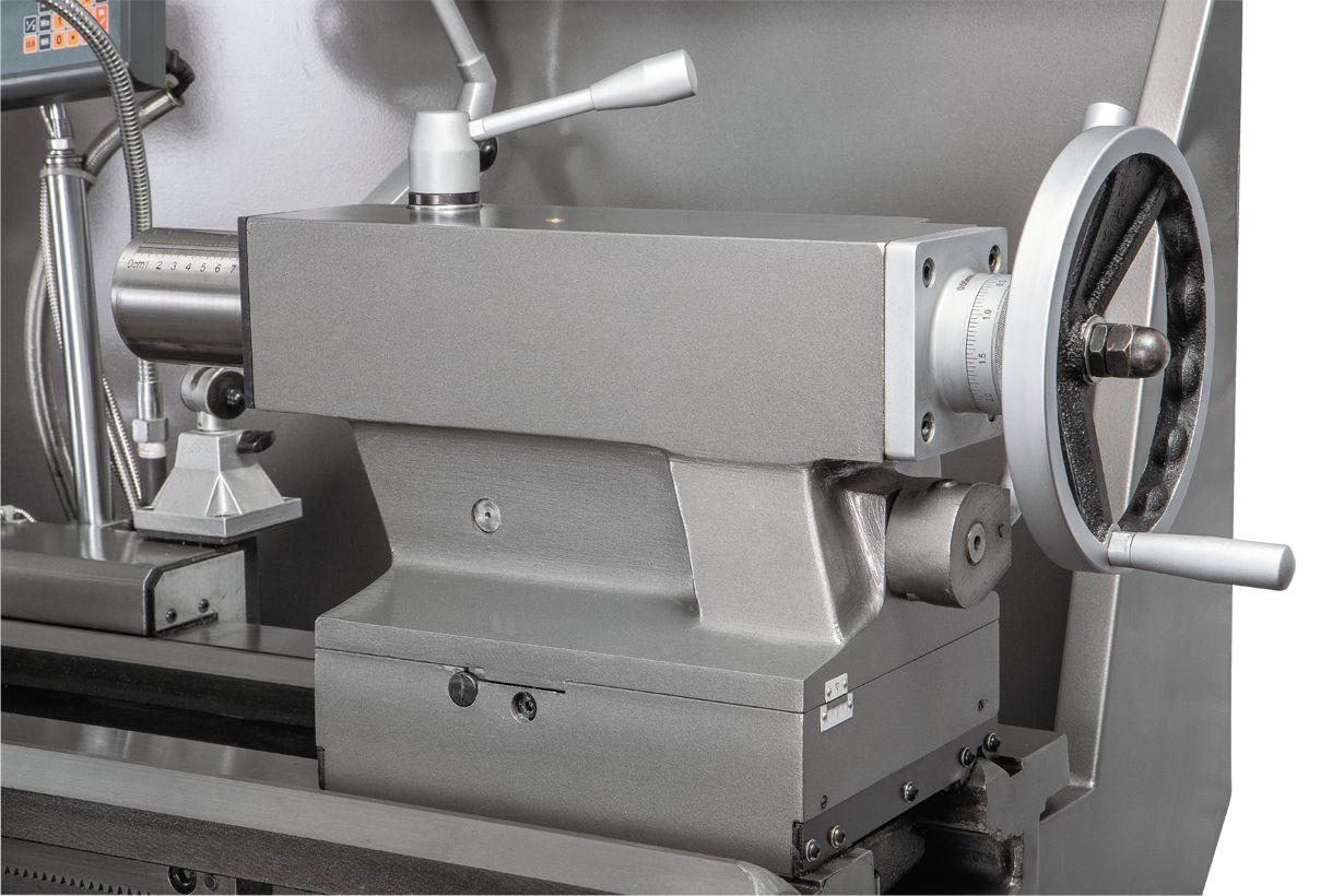 GH-1640ZX DRO Токарно-гвинторізний верстат серії ZX фото 13