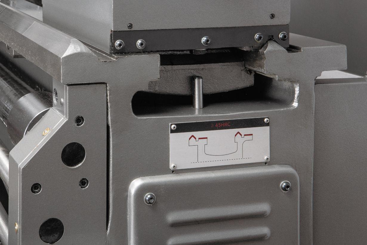 GH-1640ZX DRO Токарно-гвинторізний верстат серії ZX фото 18