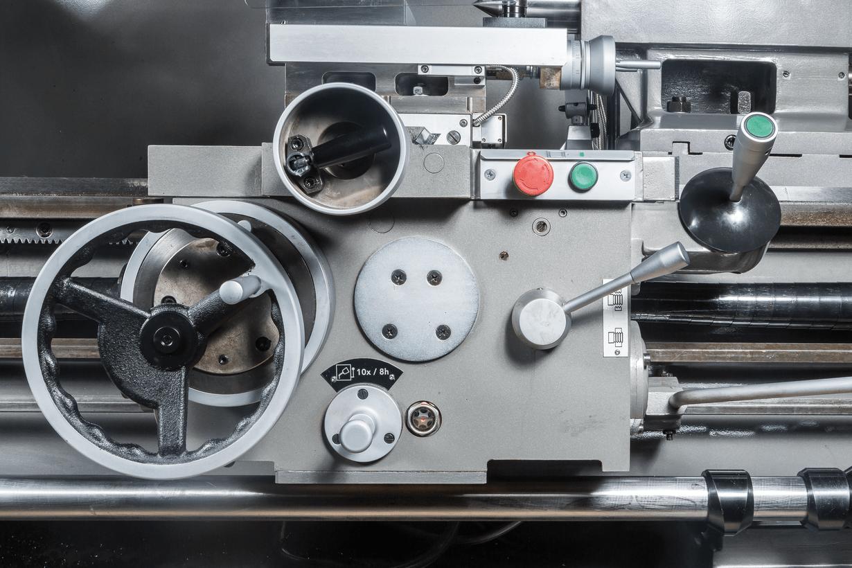 GH-2040ZH DRO Токарно-гвинторізний верстат серії ZH Ø500 мм фото 13