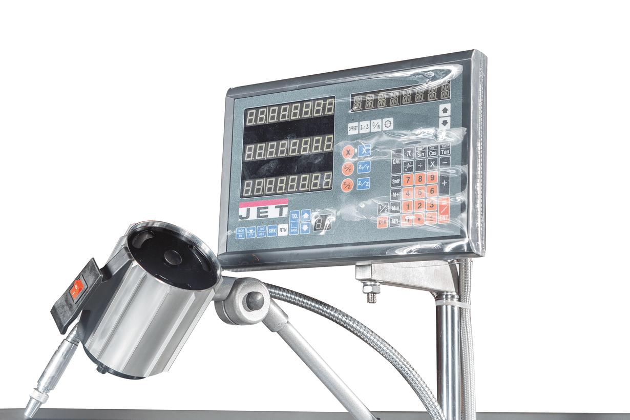 GH-2040ZH DRO Токарно-гвинторізний верстат серії ZH Ø500 мм фото 14