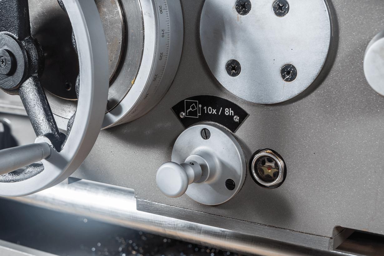 GH-2040ZH DRO Токарно-гвинторізний верстат серії ZH Ø500 мм фото 18