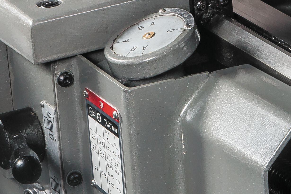 GHB-1340A DRO  Токарно-гвинторізний верстат фото 4
