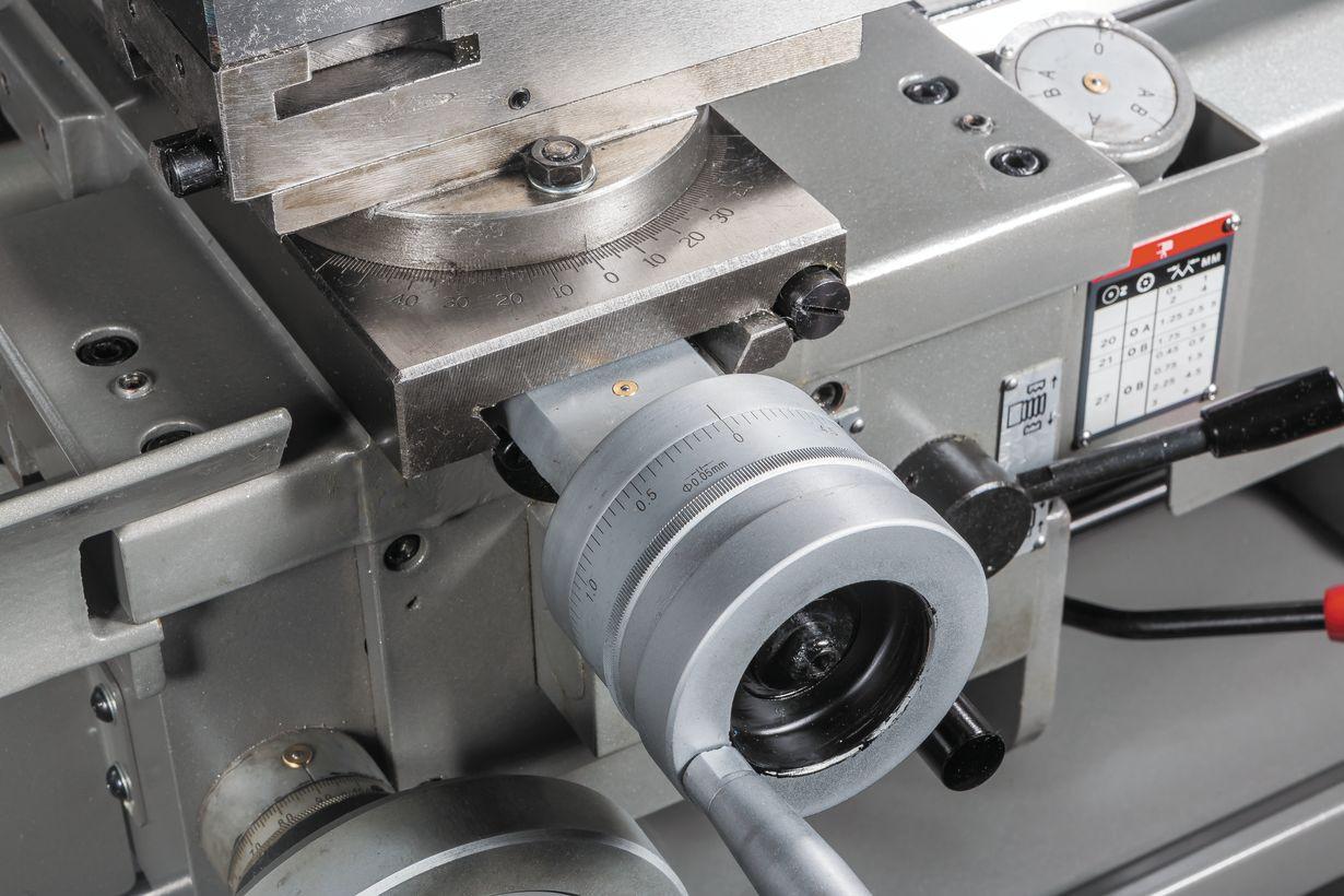GHB-1340A DRO  Токарно-гвинторізний верстат фото 5