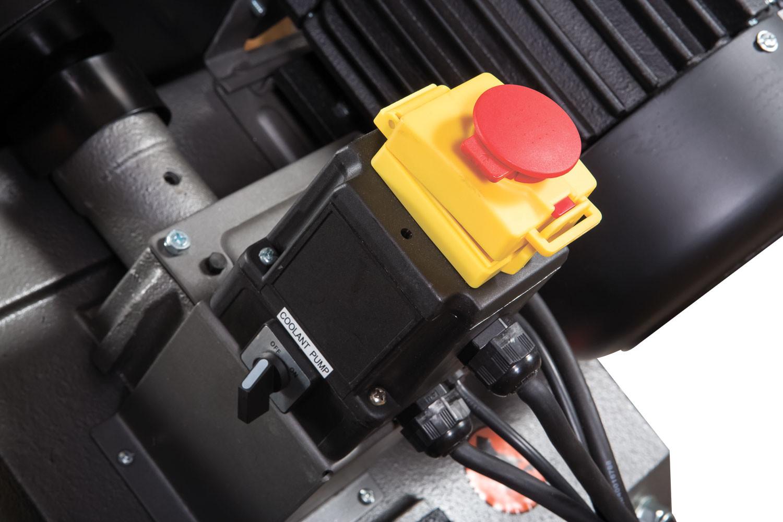 HVBS-712K Стрічкопильний верстат (400 В) фото 3