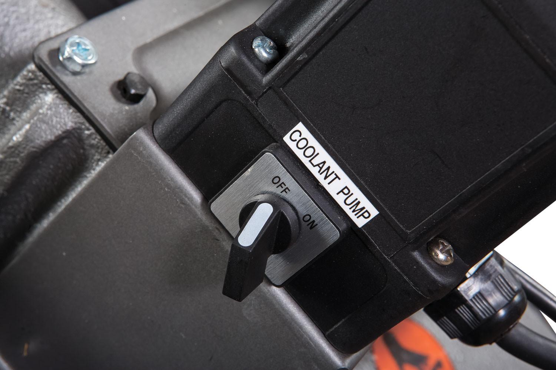 HVBS-712K Стрічкопильний верстат (400 В) фото 16