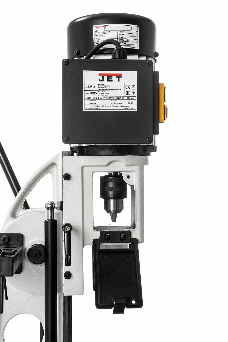JBM-4 Довбально-пазувальний верстат фото 8