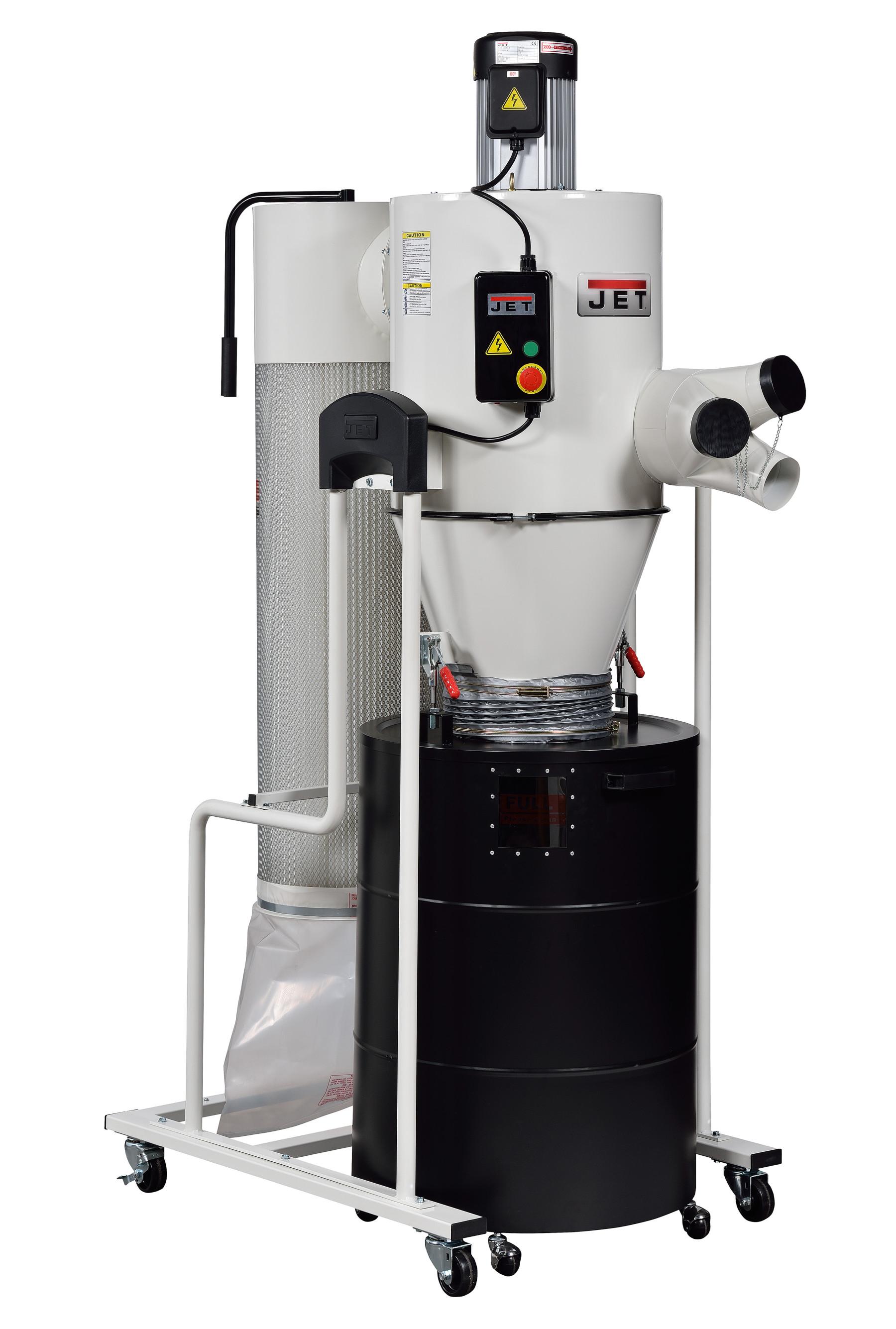 JCDC-3 Витяжна установка циклон фото 1