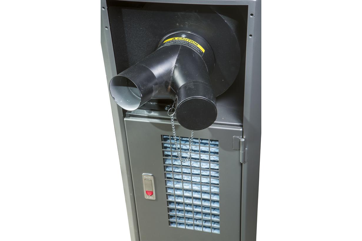 JDCS-505 Витяжна установка зі змінним фільтром фото 14