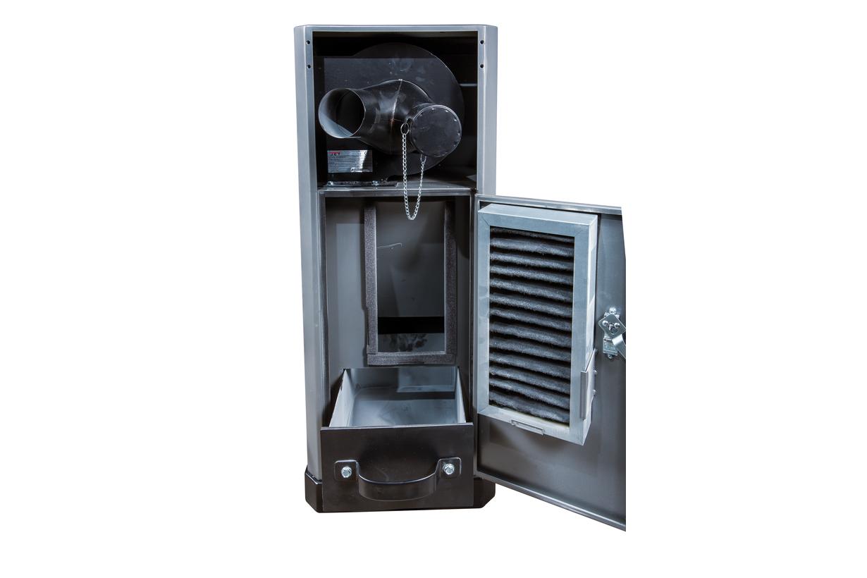 JDCS-505 Витяжна установка зі змінним фільтром фото 6
