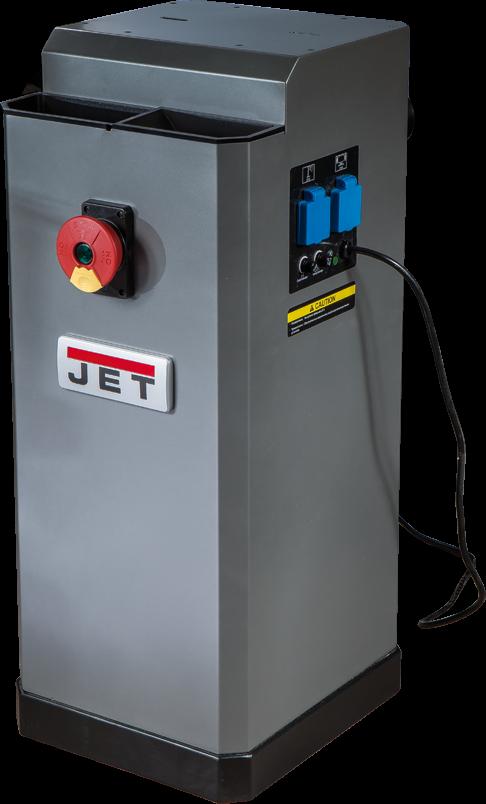 JDCS-505 Витяжна установка зі змінним фільтром фото 1