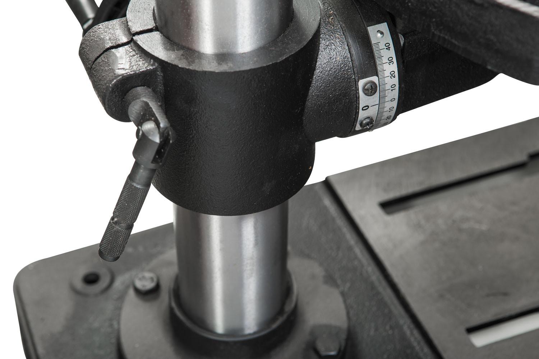 JDP-15 Настільний свердлильний верстат (400 В) фото 3