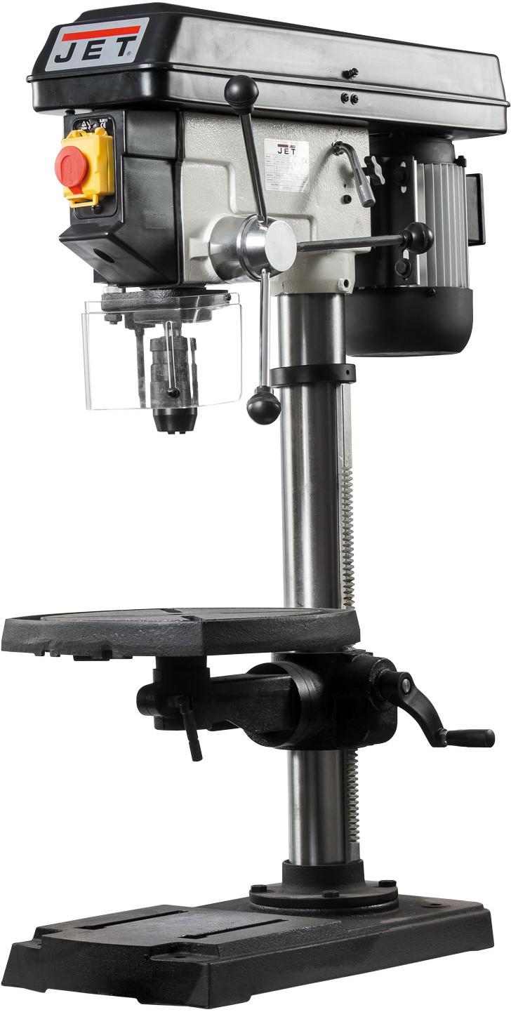 JDP-15 Настільний свердлильний верстат (400 В) фото 1