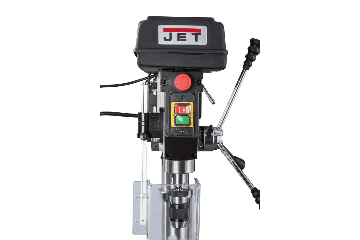 JDP-20FT Вертикально-свердлильний верстат (400 В) фото 9
