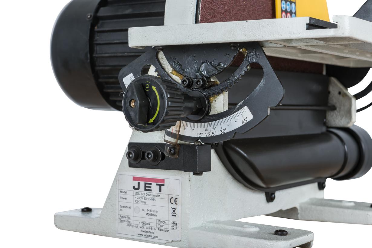 JDS-12X-M Тарілчастий шліфувальний верстат фото 5