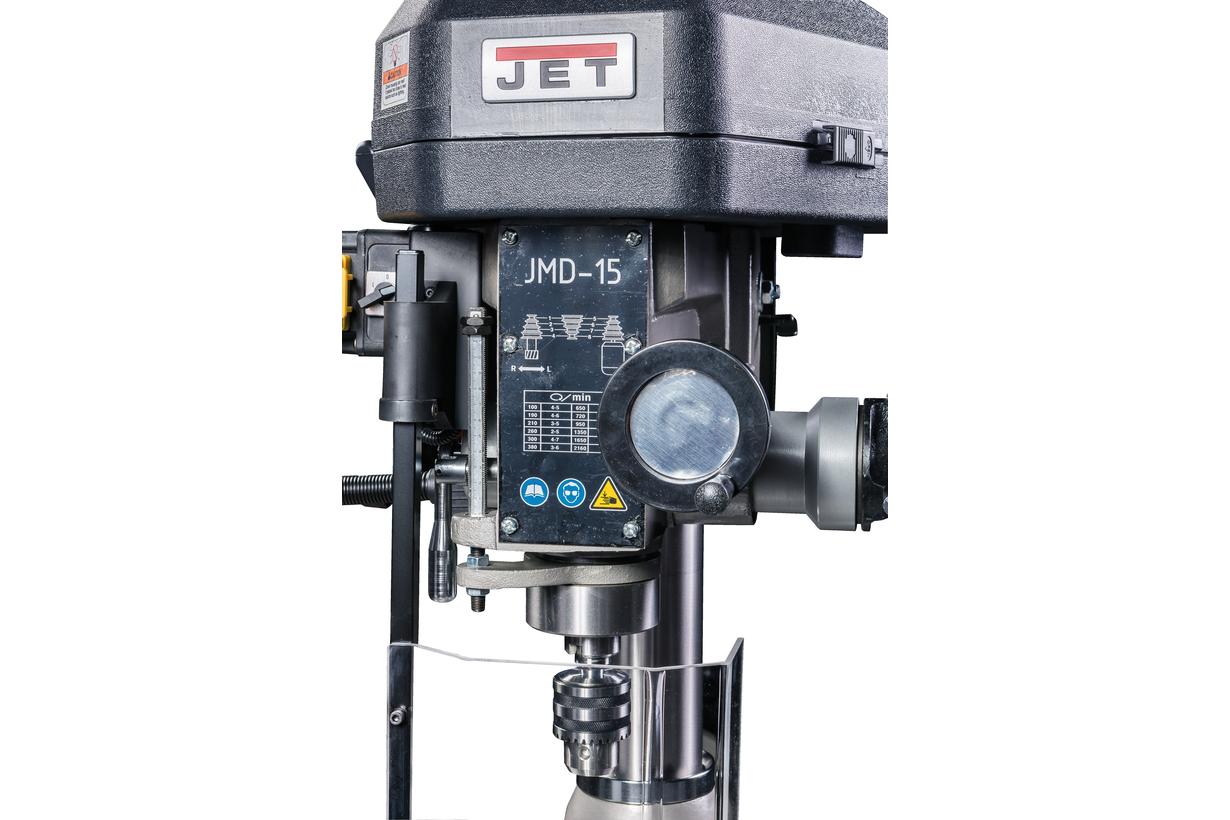 JMD-15 Фрезерно-свердлильний верстат фото 13