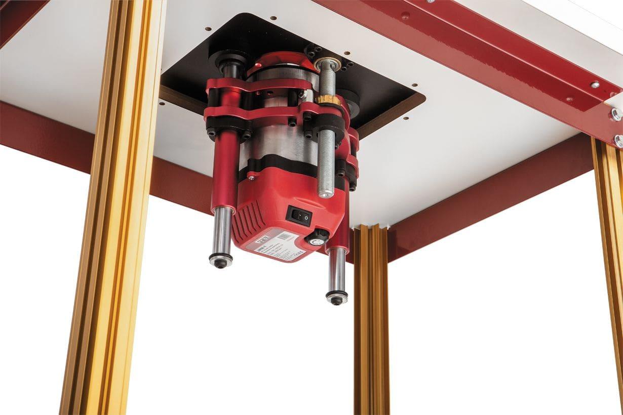 JRMLS-1 Фрезерний ліфт фото 2