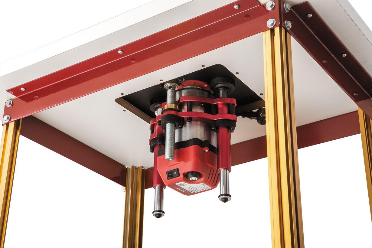 JRMLS-1 Фрезерний ліфт фото 10