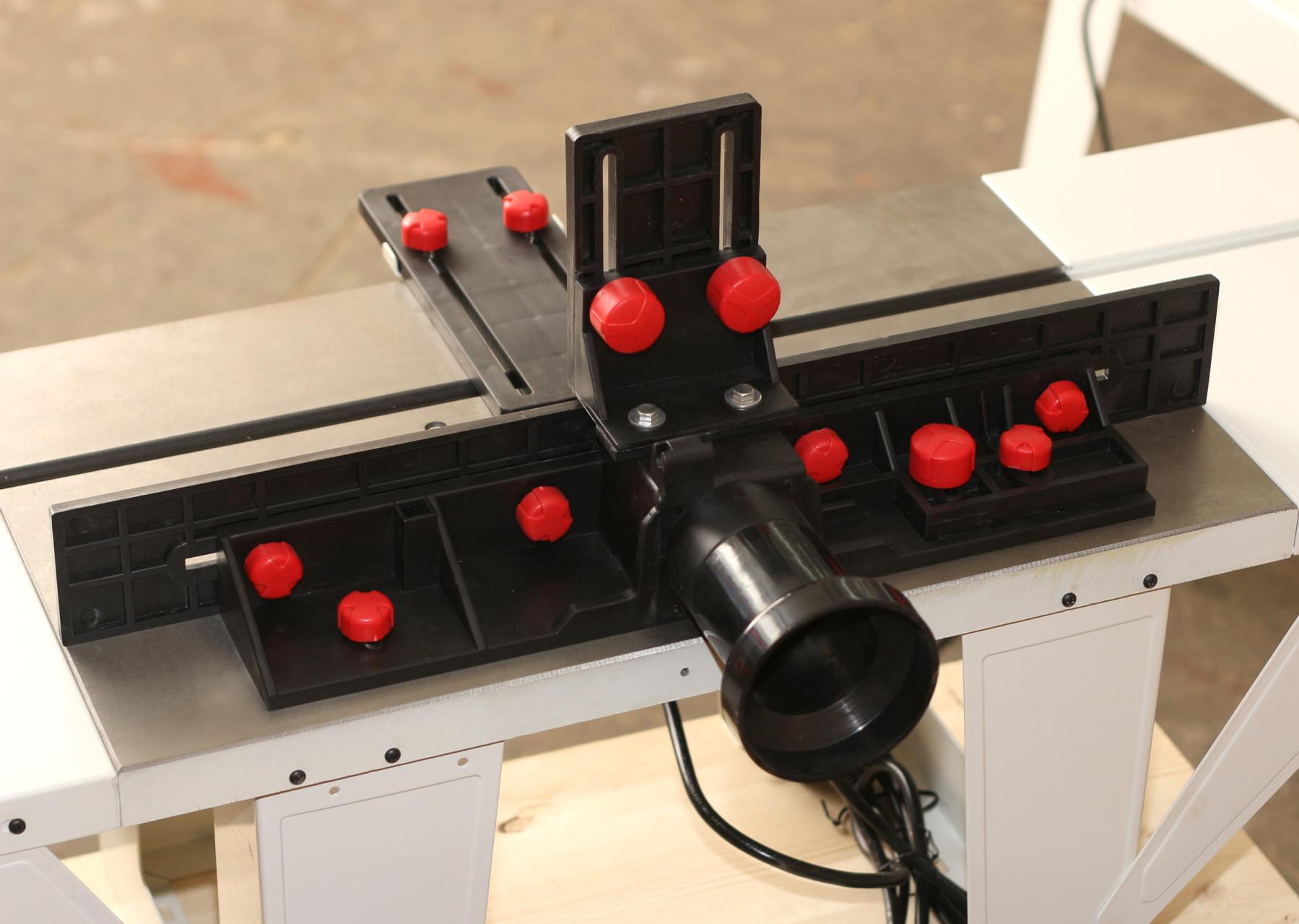 JRT-2 Універсальний чавунний фрезерний стіл фото 6