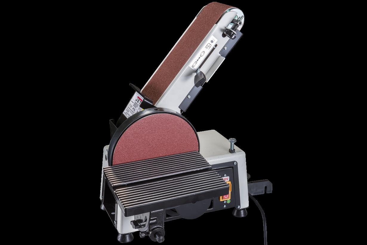 JSG-233A-M Тарілчасто-стрічковий шліфувальний верстат фото 13