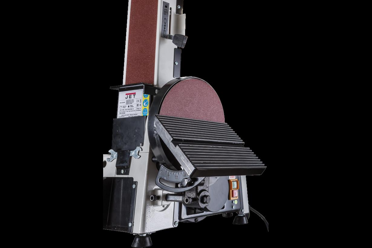 JSG-233A-M Тарілчасто-стрічковий шліфувальний верстат фото 3