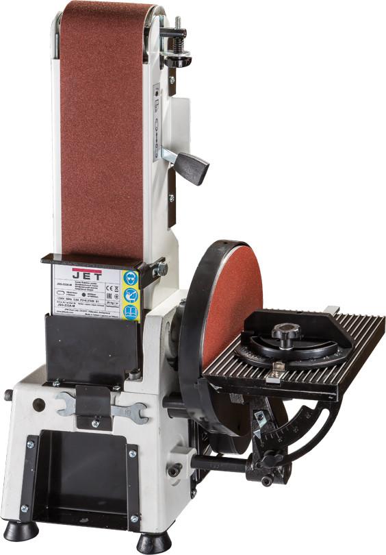 JSG-233A-M Тарілчасто-стрічковий шліфувальний верстат фото 1