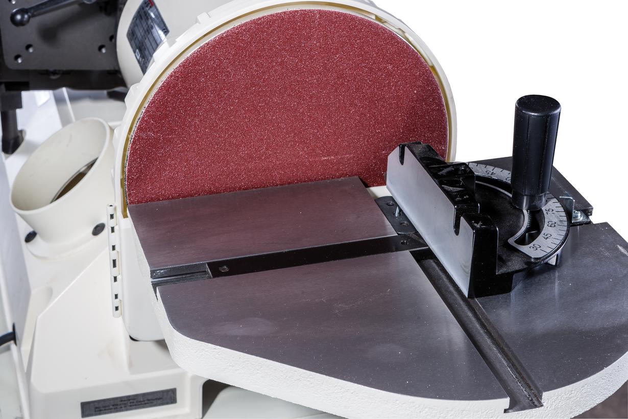 JSG-96 Тарілчасто-стрічковий шліфувальний верстат фото 9