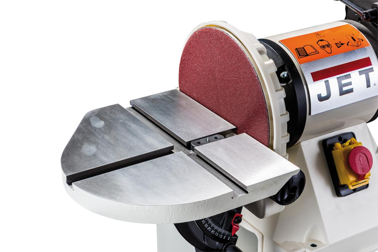 JSG-96 Тарілчасто-стрічковий шліфувальний верстат фото 4