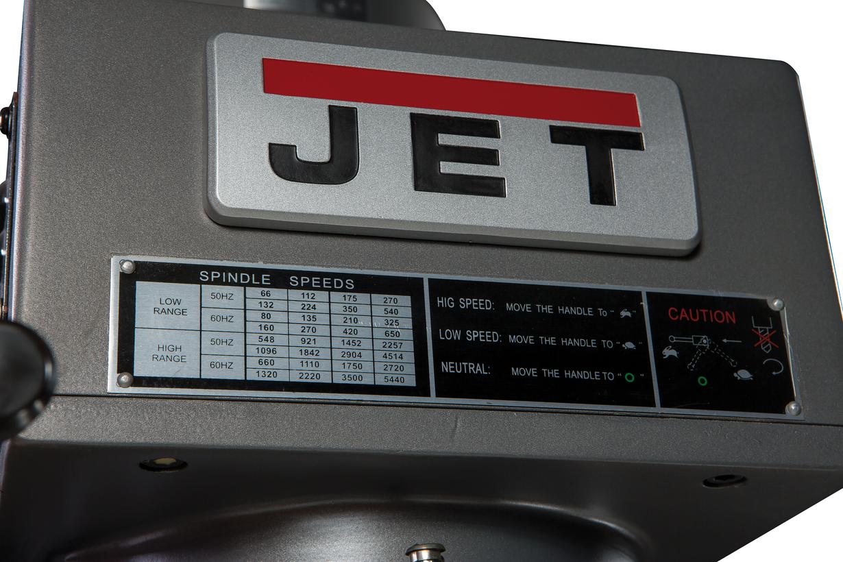 JVM-836TS Вертикально-фрезерний верстат фото 22