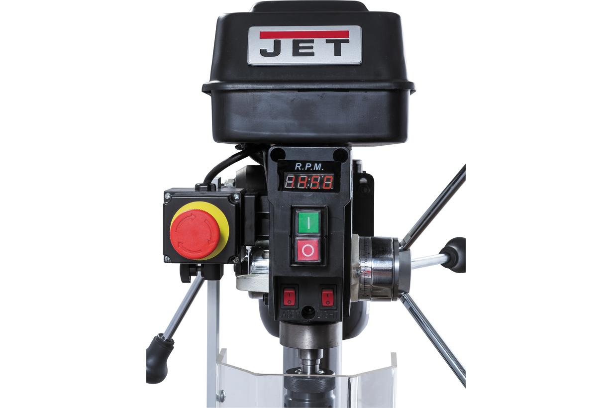 JET JWDP-12 Настільний свердлильний верстат фото 14