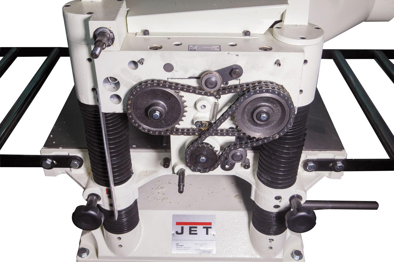 JWP-208-3 Рейсмусовий верстат фото 2