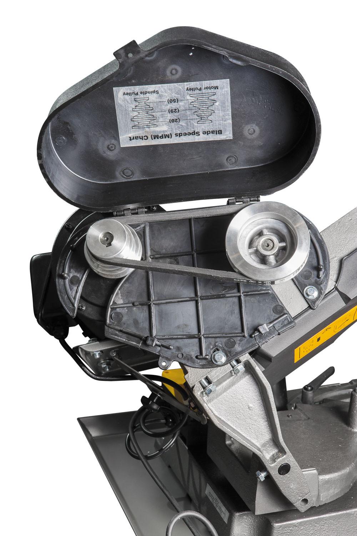 JET MBS-56CS Стрічковопильний верстат фото 4