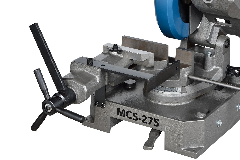 MCS-275 Дисковий відрізний верстат (230 В) фото 2