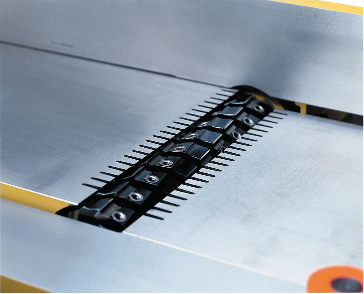 PJ-1696 HH Фугувальний верстат Powermatic з ножовим валом «helical» фото 7
