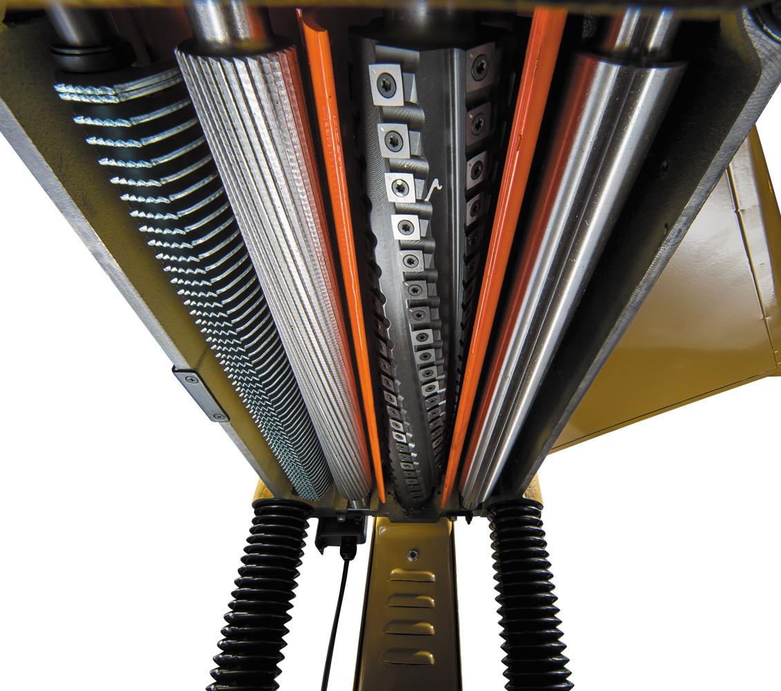 "Powermatic 209 HH Рейсмусовий верстат з стругальним валом ""helical"" фото 2"