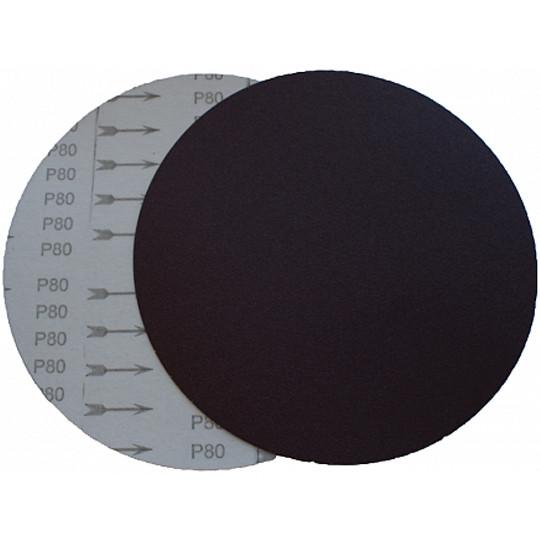 Шліфувальний круг 230 мм 80 G чорний (для JSG-96) фото 1