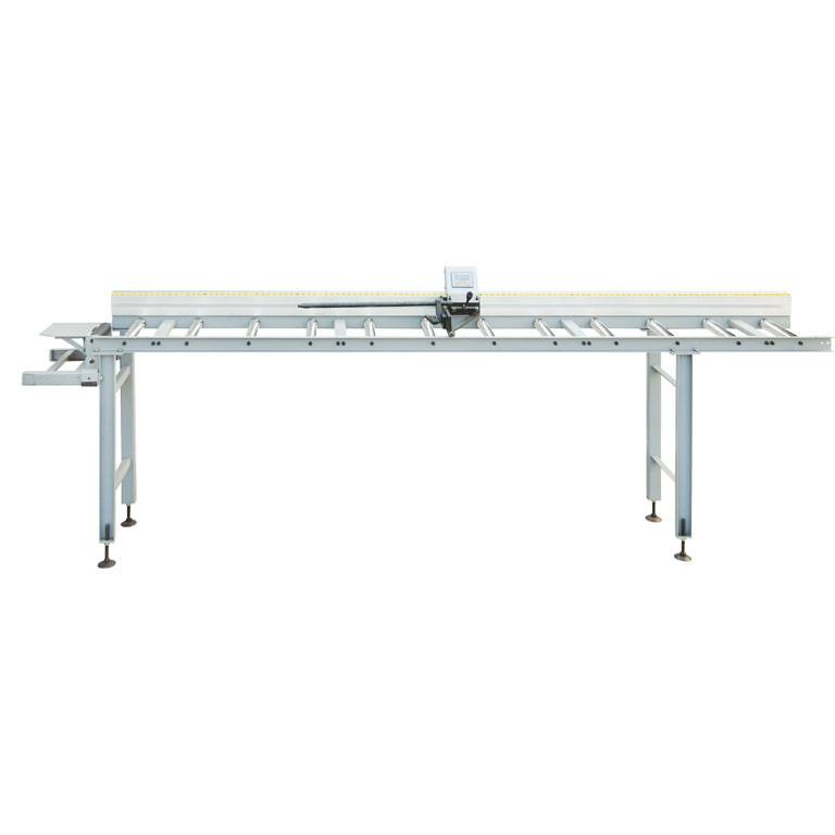 WE-27T2 Роликовий стіл з регулюючим упором фото 1