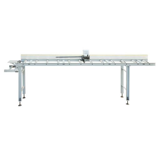 WE-27T2 Роликовий стіл з регулюючим упором